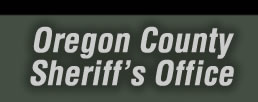 Oregon County Sheriff's Office